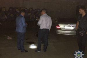 В Одессе полицейские раскрыли подробности нападения на Стерненко