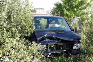 Тройное ДТП на Закарпатье: машины разбросало в разные стороны