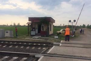 В Николаевской области поезд раздавил женщину, у машиниста не выдержало сердце