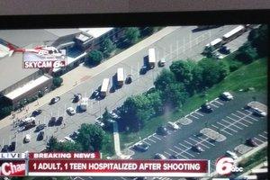 В американской школе снова произошла стрельба: нападавший задержан