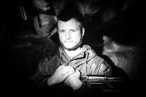 """На Донбассе погиб 22-летний боец """"Правого сектора"""" из Львовской области"""