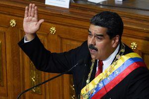 Президент Венесуэлы Мадуро принес присягу