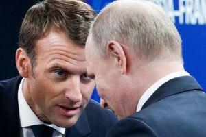 ЕС не будет отменять санкции против РФ без прогресса в Украине – Макрон