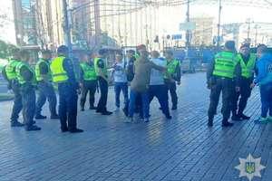 Полиция Киева отчиталась об инцидентах с фанатами финала Лиги чемпионов