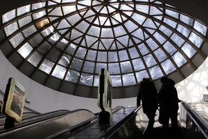 В Киеве пять станций метро не работают из-за сообщений о минировании
