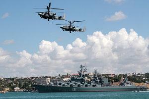 Авиация РФ планирует бомбить Крым и провести боевые ракетные стрельбы