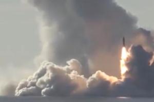Мощь залпа российской подлодки оценили в 160 Хиросим