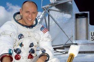 Скончался астронавт NASA, побывавший на Луне