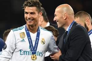 Криштиану Роналду стал первым игроком, выигравшим Лигу чемпионов пять раз