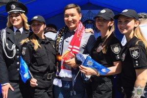 Драки не получилось – 18 человек задержаны: как полиция в Киеве охраняла финал Лиги чемпионов