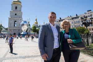 Кличко встретился с мэром Мадрида и обнародовал совместное обращение к мэру Ливерпуля: видео