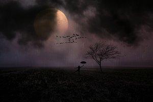 Невероятное лунное затмение украинцы смогут наблюдать уже сегодня