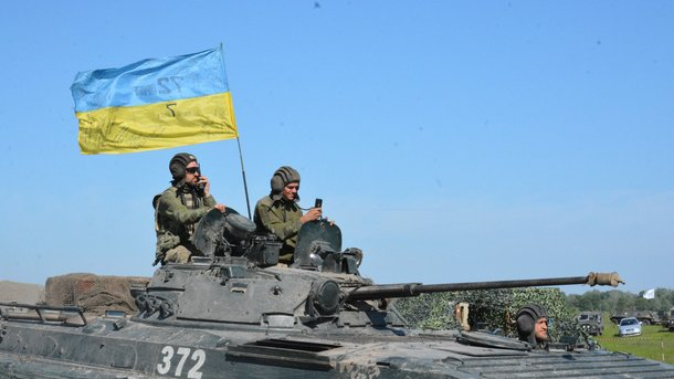 Украинские военные поведали обучениях авиации вДонбассе