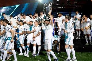 Стала известна сборная сезона Лиги чемпионов: в нее вошли 11 футболистов киевского финала