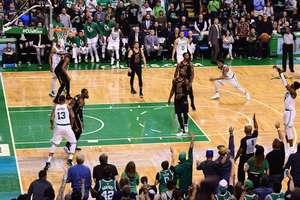 """""""Кливленд"""" - первый финалист плей-офф НБА"""