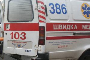В Киеве четырехлетний мальчик выпал из окна и разбился насмерть