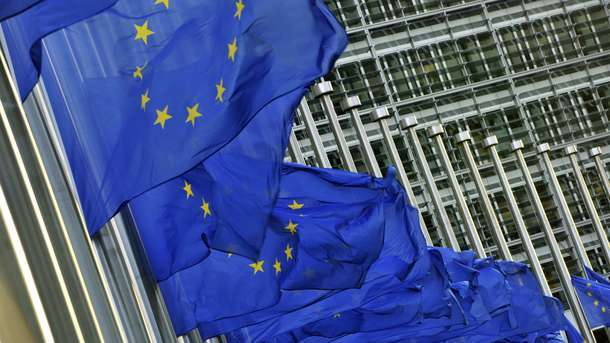 Макрофинансовую помощь Украине на млрд долларов одобрил Совет европейского союза