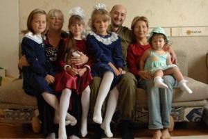 У Бабченко осталось сиротами шестеро детей