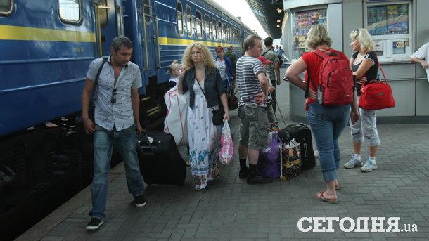 ВУкраинском государстве  подорожали ж/д билеты, иэто не рубеж