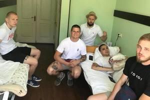 Убийство в Одессе: как продвигается дело о нападении на Стерненко