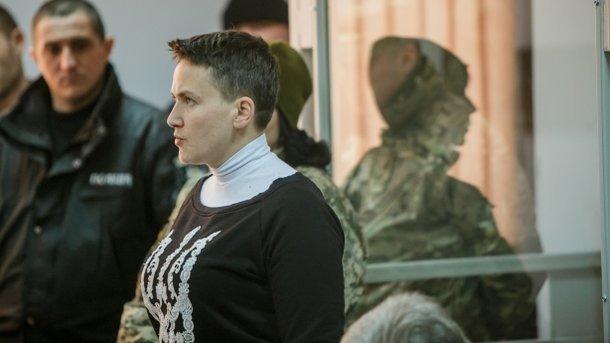 """Надежда Савченко. Фото: """"Сегодня"""""""