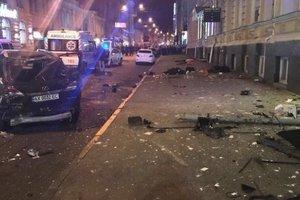 Суд по ДТП в Харькове: стало известно, на какой скорости мчался Lexus Зайцевой