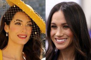 Меган Маркл и Амаль Клуни вошли в список самых влиятельных женщин Британии по версии Vogue