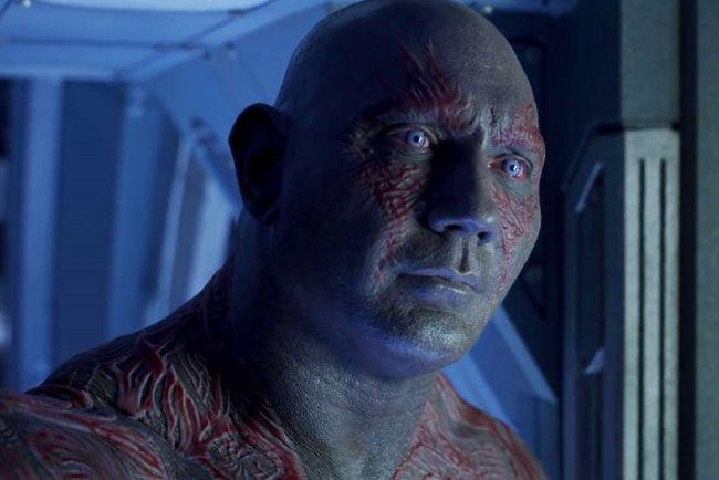 Дракс возвратится в«Мстителях 4» и«Стражах галактики 3»