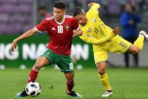 Обзор матча Марокко - Украина - 0:0