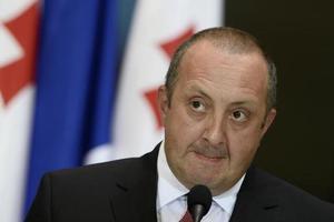 Президент Грузии встретился с отцом убитого подростка