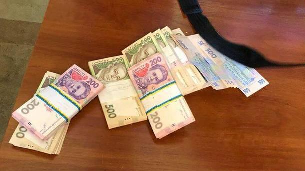 Руководителя харьковского вокзала поймали наполучении 350 тыс. грн отката