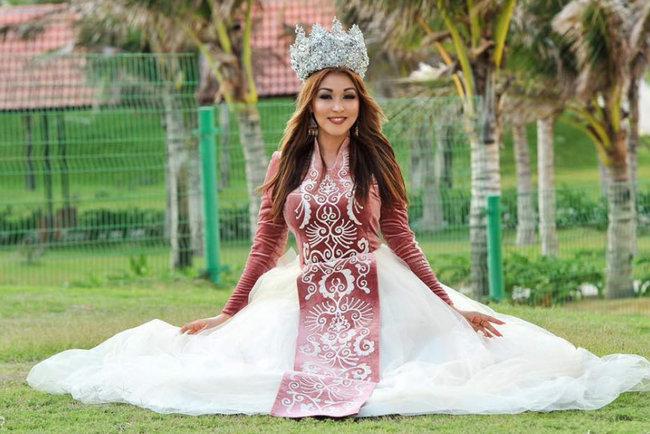 Сания Шакирова. Фото из открытых источников