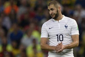 Во Франции заявили, что карьера Бензема в сборной закончена