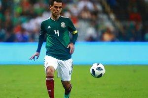 Мексиканский полузащитник Рафаэль Маркес поедет на пятый мундиаль