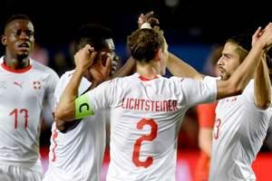 Команда Швейцарии определилась с составом на чемпионат мира