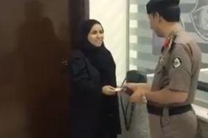 Первая женщина в Саудовской Аравии получила водительские права