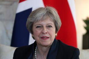 Мэй возражает против решения США о пошлинах на сталь и алюминий из ЕС