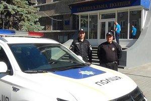 На запорожском курорте отдыхающих взяли под усиленную охрану