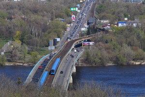 Мост Метро в Киеве может неожиданно рухнуть – соавтор проекта