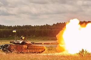Учения Tank Challenge: в Генштабе рассказали о неудаче украинцев и показали яркие фото