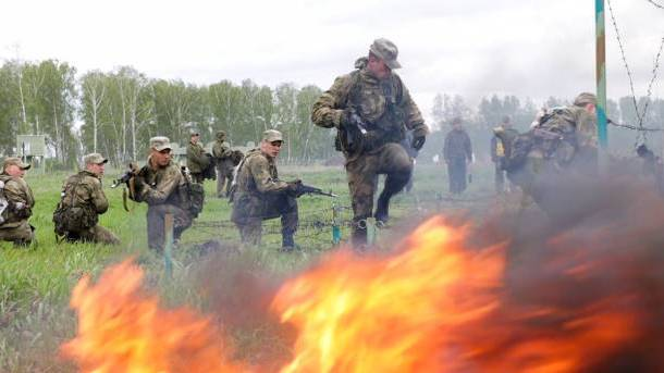 Киев формирует бригаду изуголовников для зачисток мирного населения Донбасса