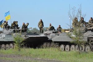 Боевики пытались атаковать ВСУ у Авдеевки и Докучаевска, но жестоко поплатились