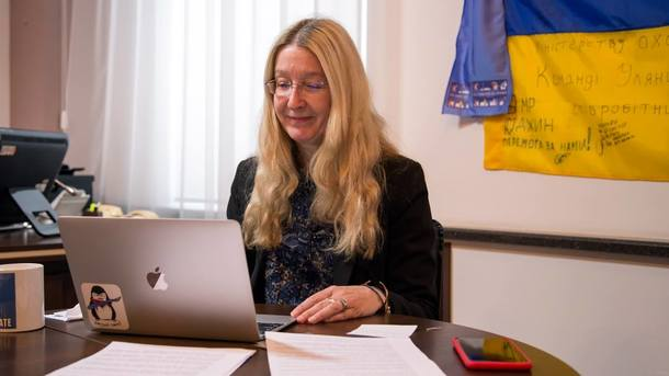 Ульяна Супрун. Фото: facebook.com/pg/ulanasuprun