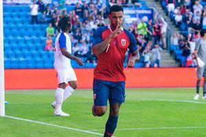 Дебютант чемпионатов мира сборная Панамы проиграла Норвегии
