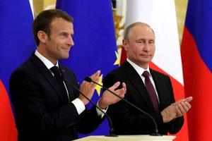 Российский оппозиционер объяснил, за что Макрон не любит Путина