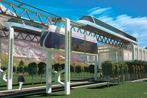 Транспорт на Троещину: когда появятся легкие трамваи и метро