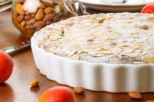 Рецепт дня: абрикосовый тарт с миндалем