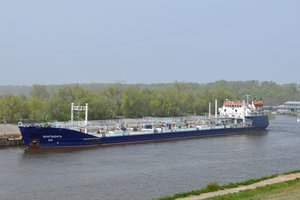 Российский танкер задел дно в Керченском проливе