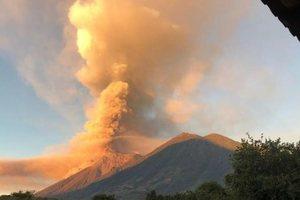 Вулкан в Гватемале и паника в римском метро: ТОП-5 происшествий недели