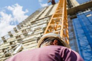 В Тернопольской области строитель сорвался с высоты пятого этажа